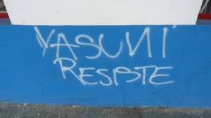 Quito graffitti