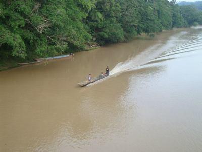 The Bobonaza River