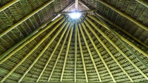 Sarayaku woven roof